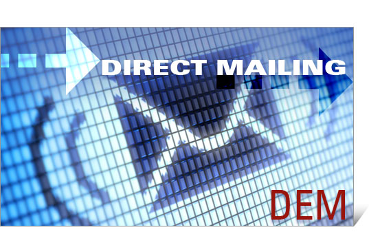 Direct email marketing services