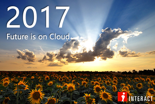 2017: THE FUTURE IS ON CLOUD!