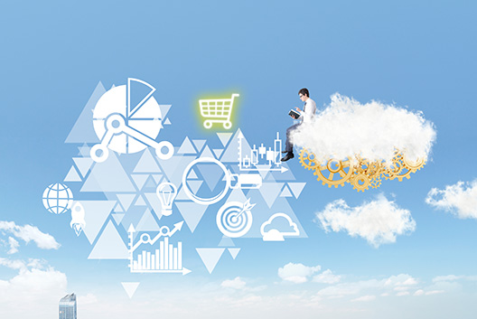 E-commerce in cloud
